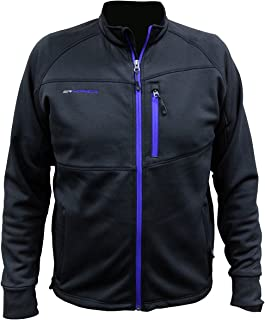 Yamaha SR Viper Mid Layer Jacket With Outlast - Blue - X-Large