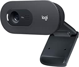 Logitech C505 Webcam 720p HD webcam with long-range mic