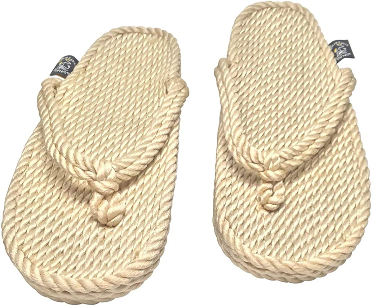 Nomadic Very Topics on TV popular State of Mind Flip Flop Sandals- Shoes âHandmade Rope