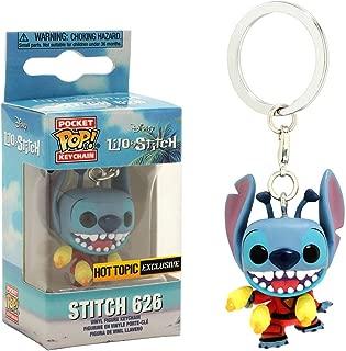 MPreview Pocket Pop! Keychain Disney Lilo & Stitch Exclusive Stitch 626