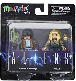 Aliens Minimates Series 2 Jumpsuit Ripley & Newt 2-Pack
