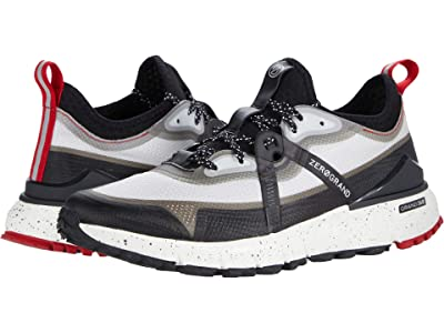 Cole Haan Zerogrand Overtake Trail (Black/Optic White) Men