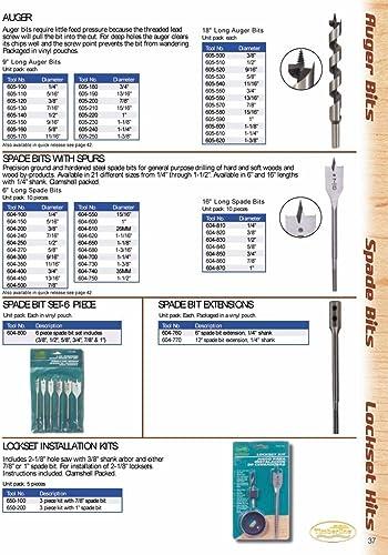 discount Timberline - high quality 1-1/16 Diameter SPAD sale Bit (604-620) online sale