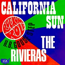 California Sun / H B Goose Step