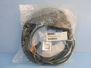 New Foxboro P0916FL Rev C 32ft Length Cable I/A Series PLC Invensys PO916FL 32'