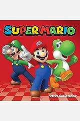 Super Mario 2021 Calendar Calendario