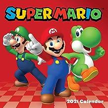 Super Mario 2021 Wall Calendar PDF