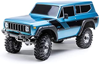 Redcat Racing Blue GEN8 Scout II Scale Rock Crawler 4WD Off Road with Portal Axles..