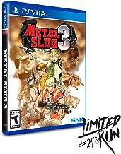 $98 » Metal Slug 3 PSV