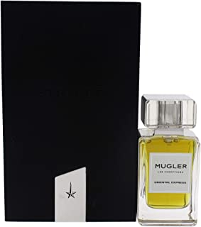 Thierry Mugler Les Exceptions Oriental Express For Unisex EDP Spray, 80 ml