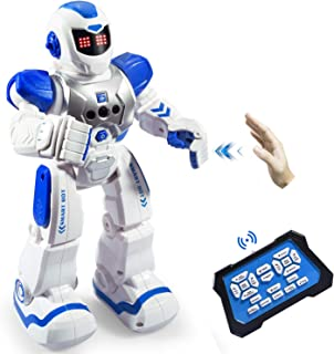 Zosam Remote Control Robots, Programmable Remote Control Robots, Intelligent Robot Toys, Birthday Gifts for Boys and Girls...