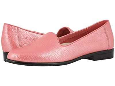 Trotters Liz Tumbled (Coral) Women