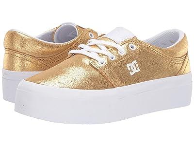 DC Trase Platform SE (Gold) Women