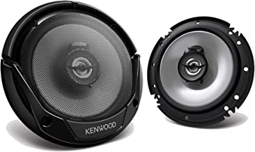"$20 » Kenwood KFC-E1665 6.5"" 2-Way Car Speakers 30W RMS (Renewed)"
