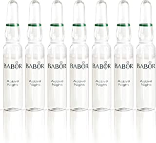 AMPOULE CONCENTRATES Active Night Fluid for Face 14 ml - Best Natural Rejuvenating Face Serum for Night