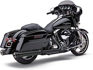 Cobra NH Series Slip-On Exhaust (Raven Black) for 17-19 Harley FLHX2