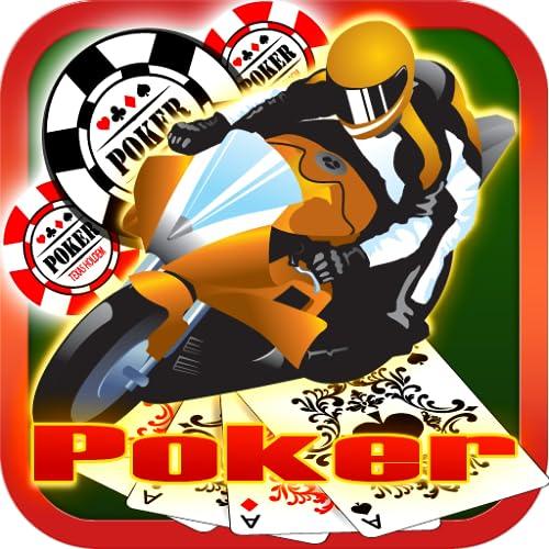 Poker Bike Ride