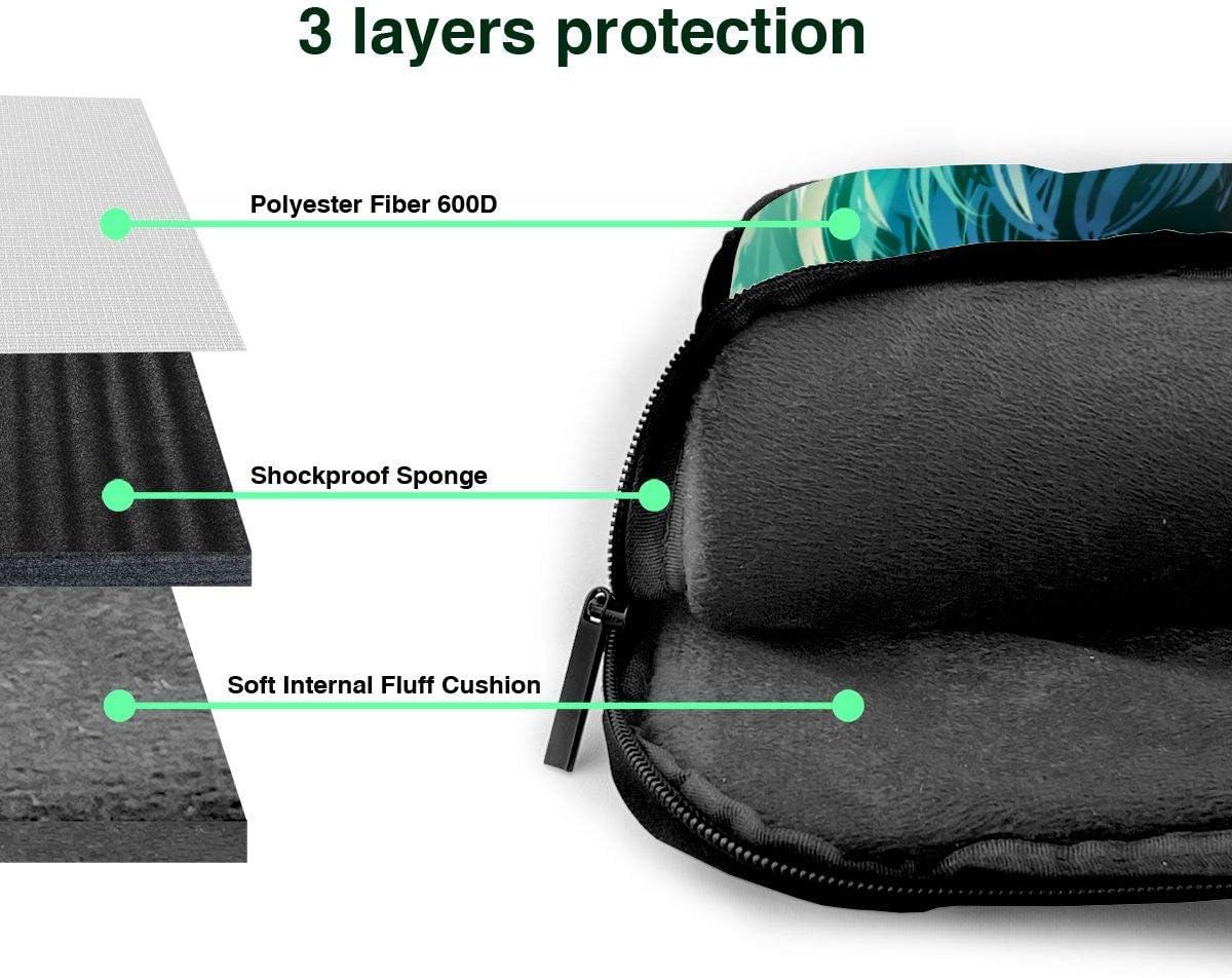 ABGABG The Lion of Judah Oxford Cloth Netbook Shoulder Bag Portable Laptop case for 15.6//14//13in