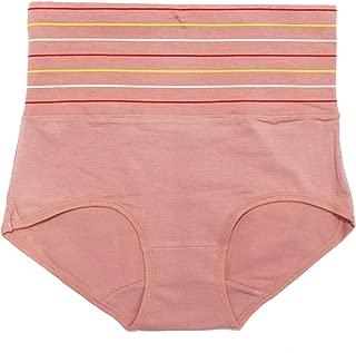 Shoppy Homes Women's Cotton High Waist Tummy Control Panty