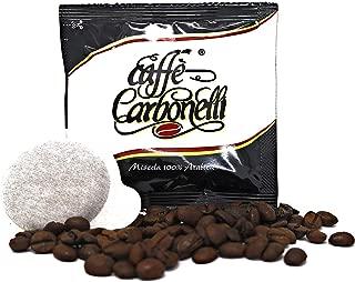 Caffè Carbonelli - 150 almohadillas monodosis de café,