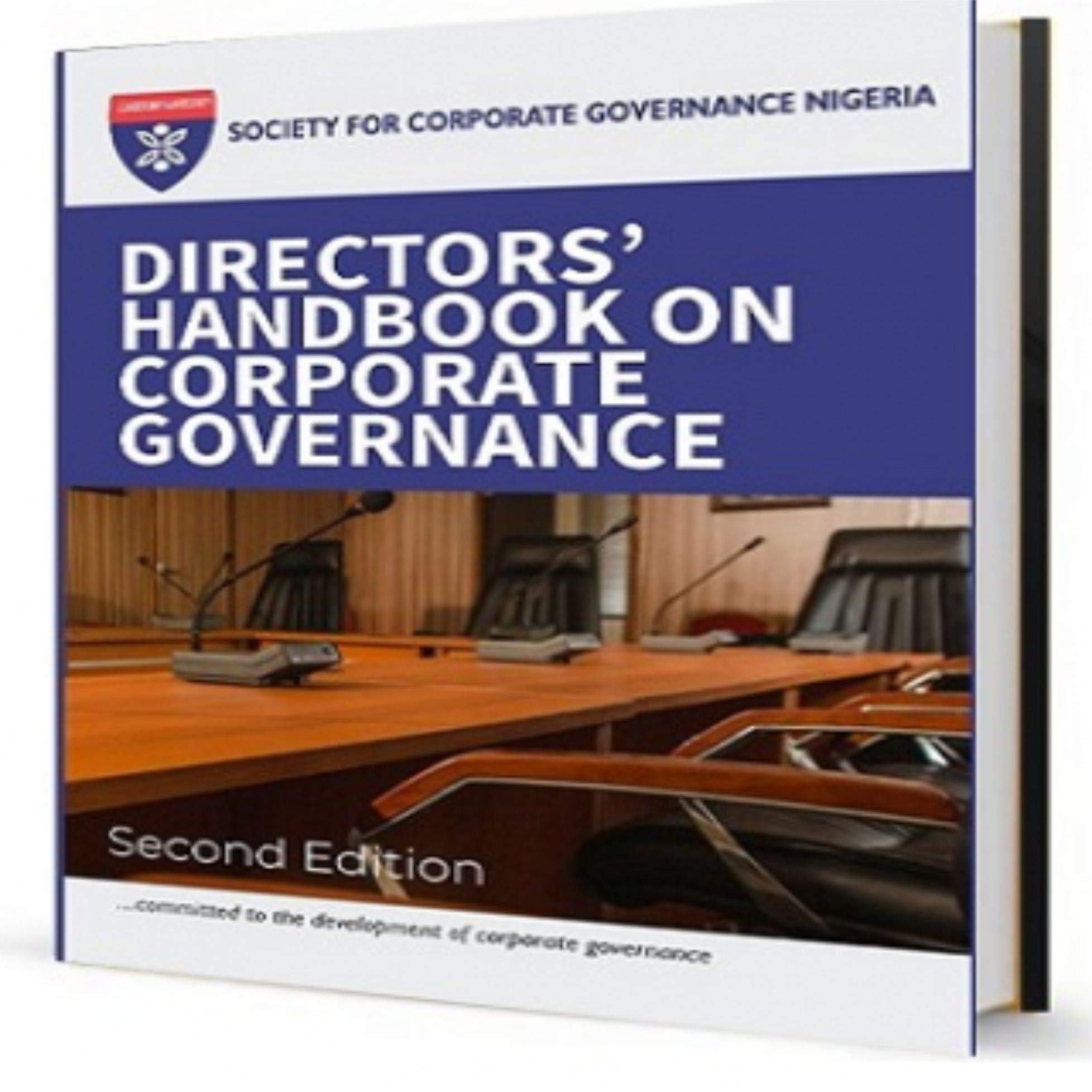 Directors Handbook on Corporate Governance: 2nd Edition