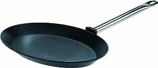 GSW 164405 GastroTraditionell Titanium - Sartén para Pescado con Mango de Acero (40 cm)