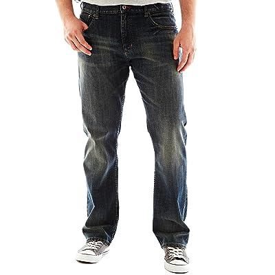 Lee Modern Series Custom Fit Relaxed Straight Leg Jean