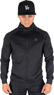YoungLA Track Jacket for Men and Women | Sports Tracksuits | Soccer Basketball Warm ups Training | Softest Fabric |