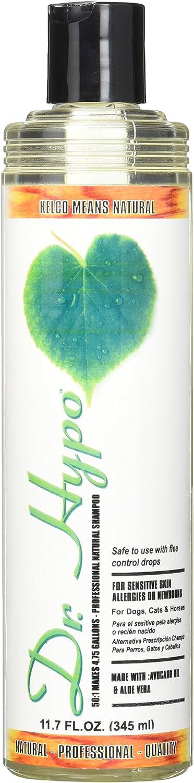 Kelco 50 1 Dr Hypo Shampoo, 11.7 fl.oz.