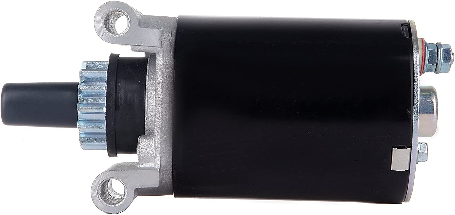 QINCHYE Starter Auto Motor 6734640 Ranking TOP13 replace for New life 1 Lawn - Tractors