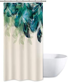 Best fabric peacock shower curtain Reviews