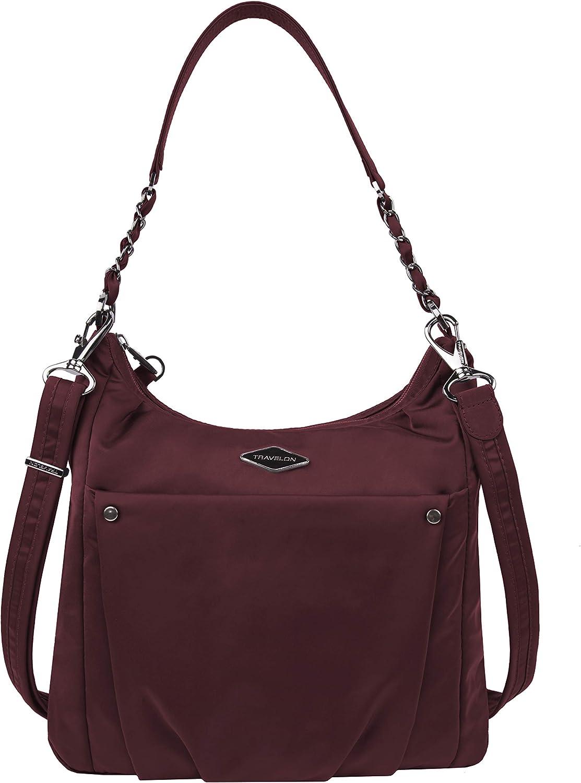 Travelon Hobo Crossbody Bag
