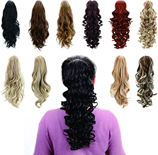 Best hair ponytail extensions for black hair Reviews