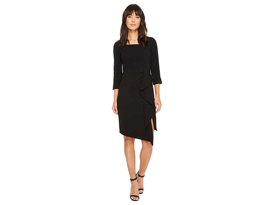 Nanette Lepore Can Can Dress (Black) Women