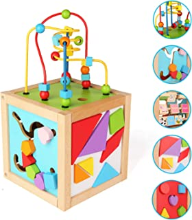 Best wooden block activity center Reviews