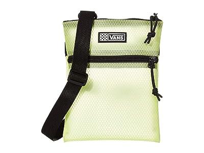 Vans Easy Going Crossbody (Lemon Tonic) Handbags