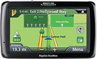 Magellan RoadMate 5045-LM 5-Inch Widescreen Portable GPS Navigator with Lifetime Maps and Traffic