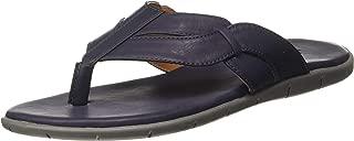 Arrow Men's Rudy Leather Hawaii Thong Sandals