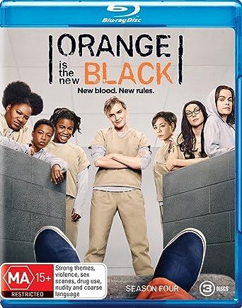 Orange is the New Black: S4 BD