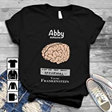 Abby Somone So Not Use This Brain Abnormal Young Frankenstein T Shirt Long Sleeve Sweatshirt Hoodie Youth
