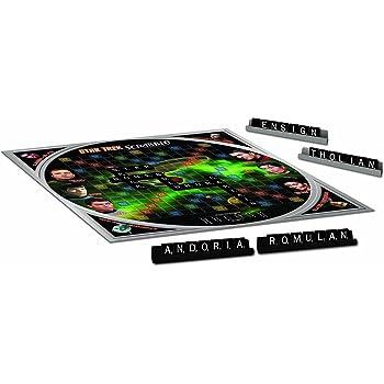 Scrabble Star Trek
