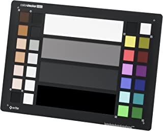 X-Rite MSCCVPR Color Checker Video (Black) [並行輸入品]