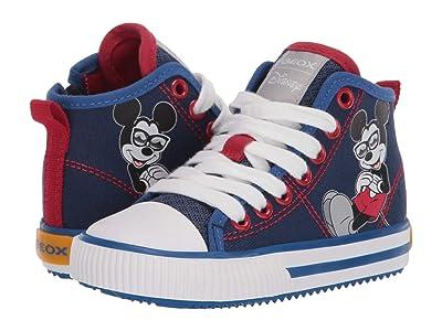 Geox Kids Alonisso 49 Mickey Mouse (Toddler/Little Kid) (Blue Azure) Boy