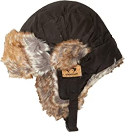 Faux Fur Lined Benji Hat with Ear Covers and Underchin Strap (Infant/Toddler/Little Kids/Big Kids)