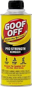 Goof Off FG653 Professional Strength Remover.