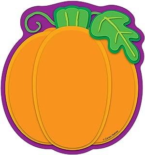 Carson Dellosa – Pumpkin Colorful Cut-Outs, Fall Classroom Décor, 36 Pieces