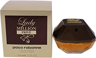 Paco Rabanne Lady Million Prive For Women Eau De Parfum, 50 ml
