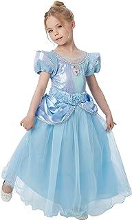 Rubie's 620480M Official Premium Cinderella Costume, Kids', Medium