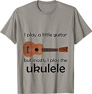 Funny Ukulele Pun T-Shirts