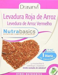 Drasanvi Levadura Roja De Arroz 30 Capsulas Nutrabasicos Drasanvi - 0